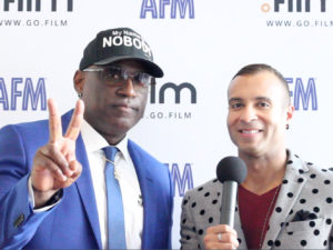 American Film Market Red Carpet with LBLF