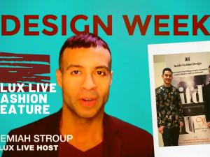 Design Week Portland – FLUX Live Fashion Feature
